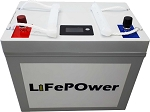 Lithium LiFePO4 Battery 100Ah 12V