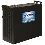 Crown 230Ah 12V AGM battery