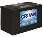 Crown 215Ah 6V AGM battery