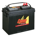 Crown 115Ah 12V Flooded Battery