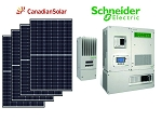 1890W Off Grid Solar Kit