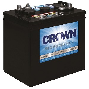 Crown 80Ah 12V AGM battery