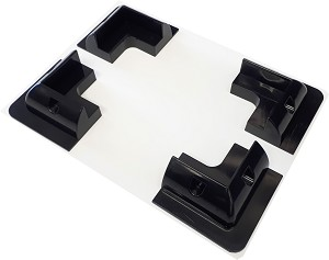 Flat Roof ABS Mount #2